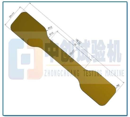 橡胶试样裁刀--橡胶拉伸试验机 制样工具