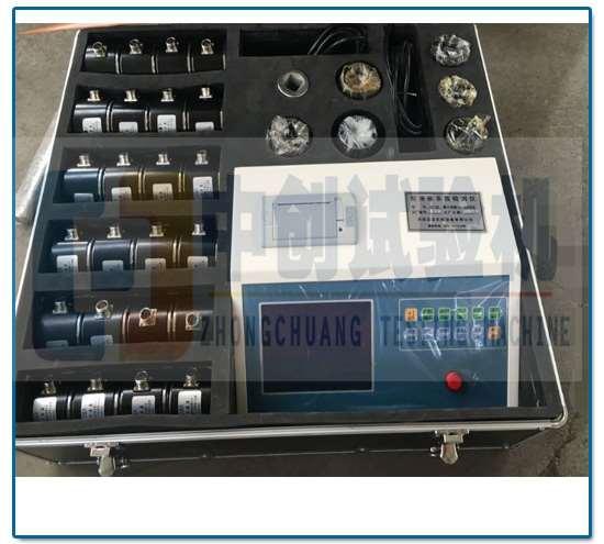 膨胀螺栓抗滑移系数检测仪