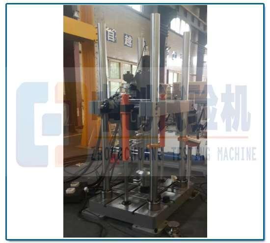 ZCPWS-1000kN电液伺服动静万能试验机