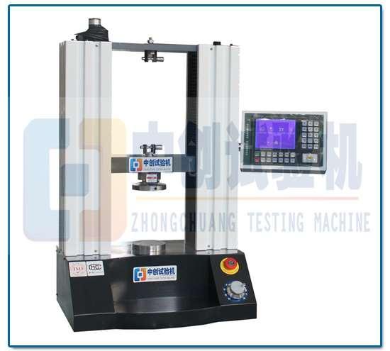 全自动数显弹簧拉压力试验机(龙门式)