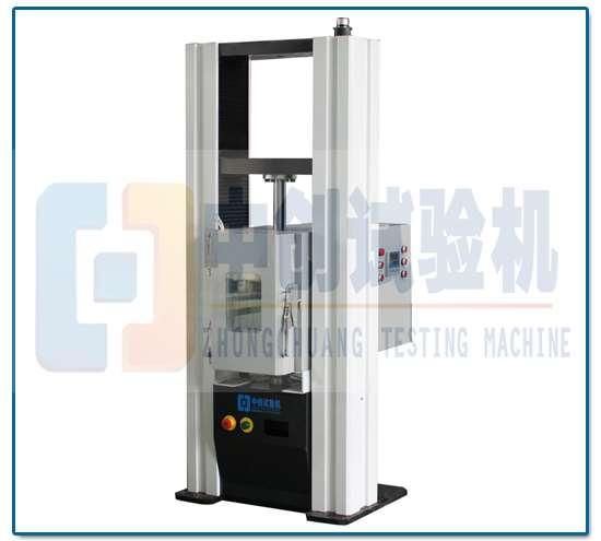 高低温弹簧拉压力试验机(电子式)