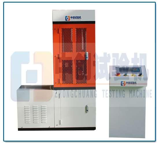 10kN液晶数显弹簧拉压疲劳试验机