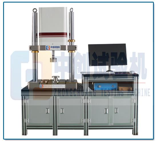 波纹管补偿器耐久疲劳测试机