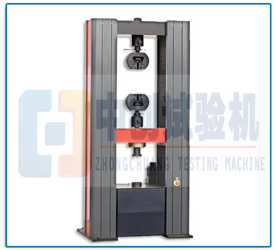 聚乙烯管断裂伸长率/拉伸强度试验机