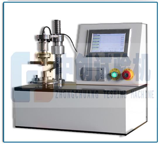 200Nmm油嘴弹簧扭矩试验机(立式触控屏)