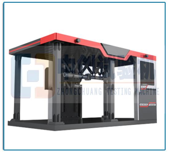 管道连接构件荷载(承载力)试验机