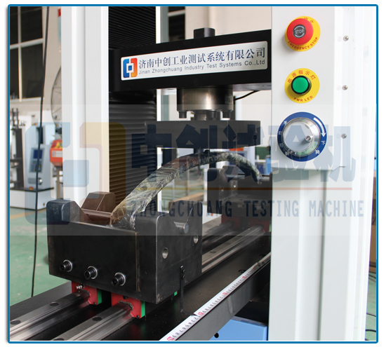 板弹簧静载荷弧高检测设备