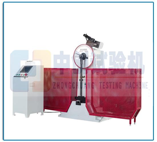 Q235碳素钢冲击强度测试机