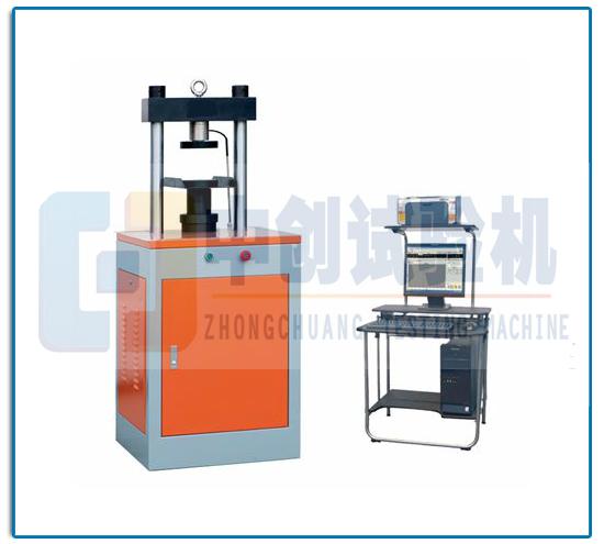 电炭制品抗压强度试验测试机