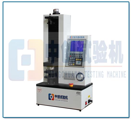5000N数显碟簧压力试验机
