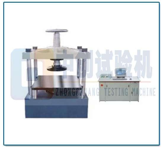 600kN井盖载荷强度测试机(微机控制)