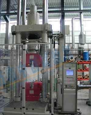 电液伺服高频疲劳试验机
