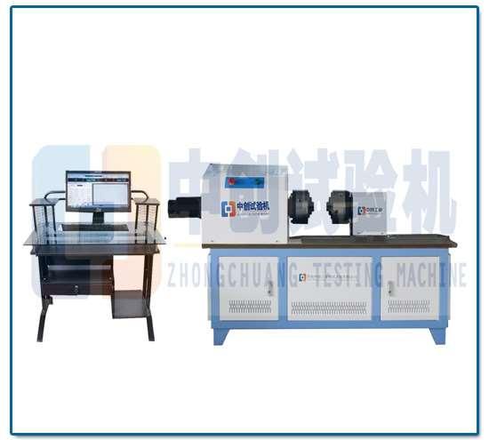 铝型材扭拧度测试机