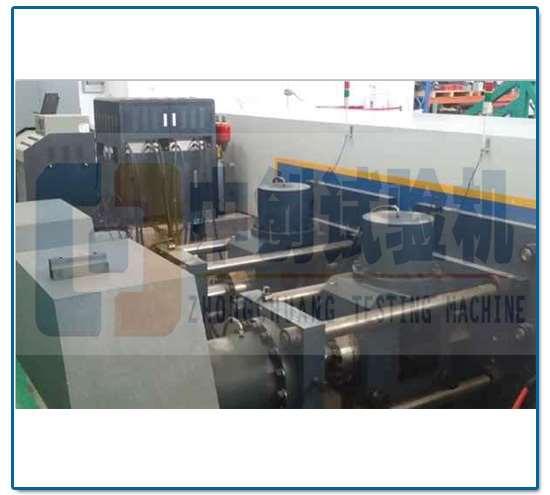钢轨纵向拉压试验机(装置)