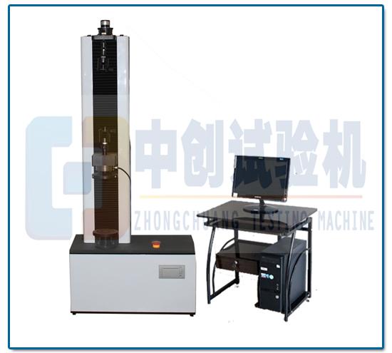 5000N微机控制弹簧拉压试验机