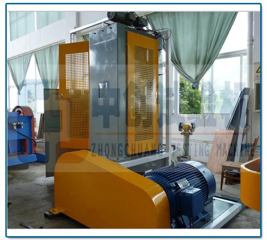 机车悬架簧专用试验机(横向位移与横向载荷测试)