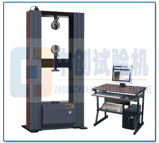 ZCMW-100A人造板万能试验机