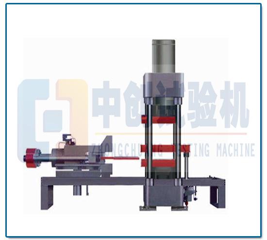 ZCYJ-W5000kN微机控制电液伺服压剪试验机