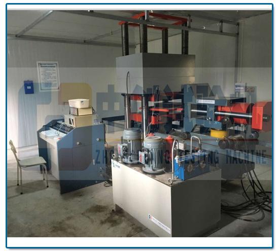 ZCYJ-W15000kN微机控制电液伺服压剪试验机