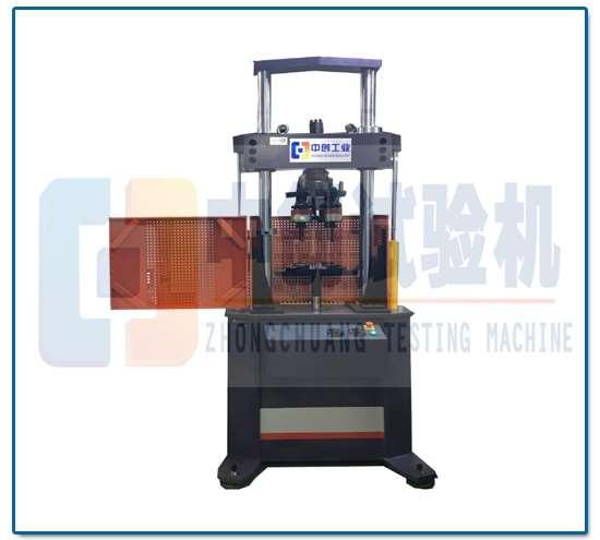 50kN电液伺服弹簧疲劳试验机
