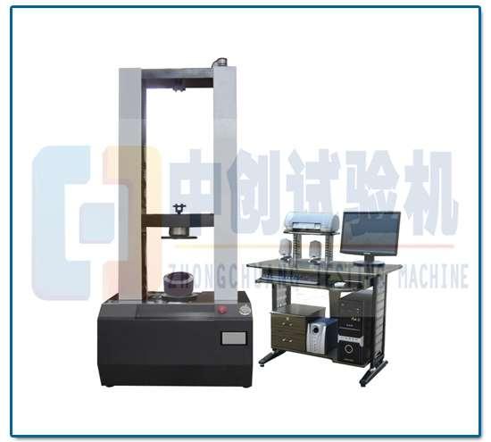 100kN碟簧压缩变形测试机(全自动)