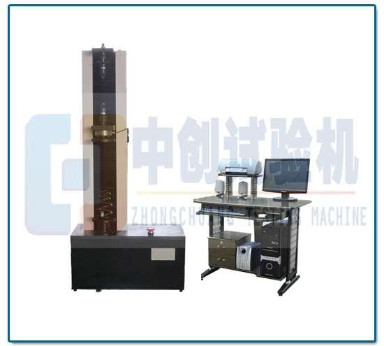 5000N微机控制碟簧压力试验机