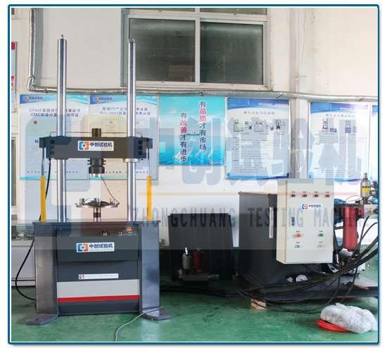 电液伺服式减震器疲劳试验机