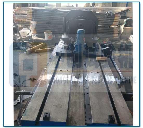 连杆疲劳试验机内部结构