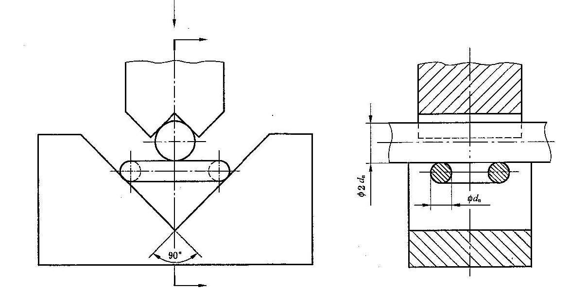 链条链环弯曲试验机 图纸