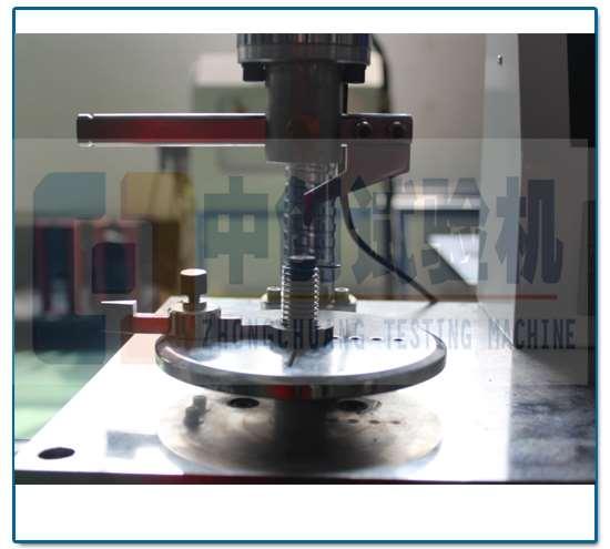 电子式扭转弹簧测试机 扭盘