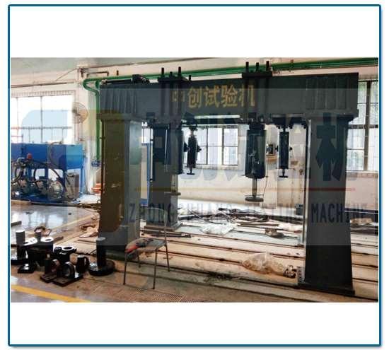 电液伺服大型结构试验机