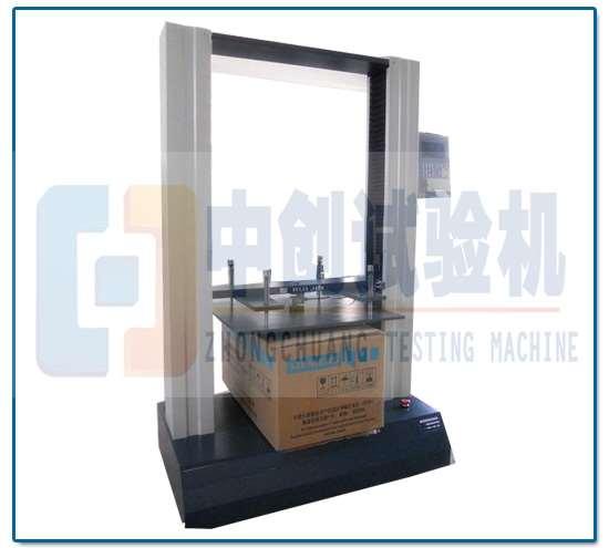 数显式纸箱压力机 机型
