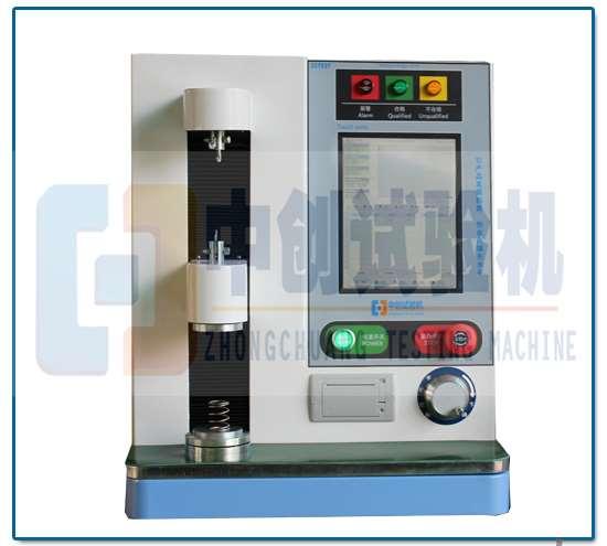 50N弹簧压力试验机 机械式结构
