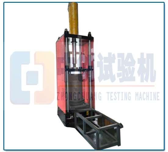 电液伺服微机弹簧压力试验机 主机