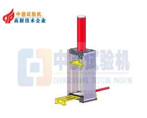 电液伺服弹簧压力试验机