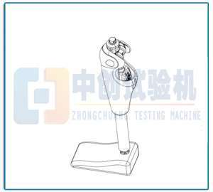 假肢下肢主结构动态试验加载系统判则